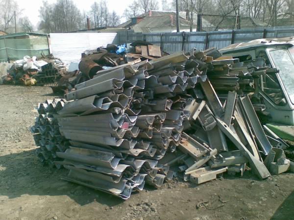 Вывоз металлолома московская область в Королёв стоимость металлолома в Онуфриево