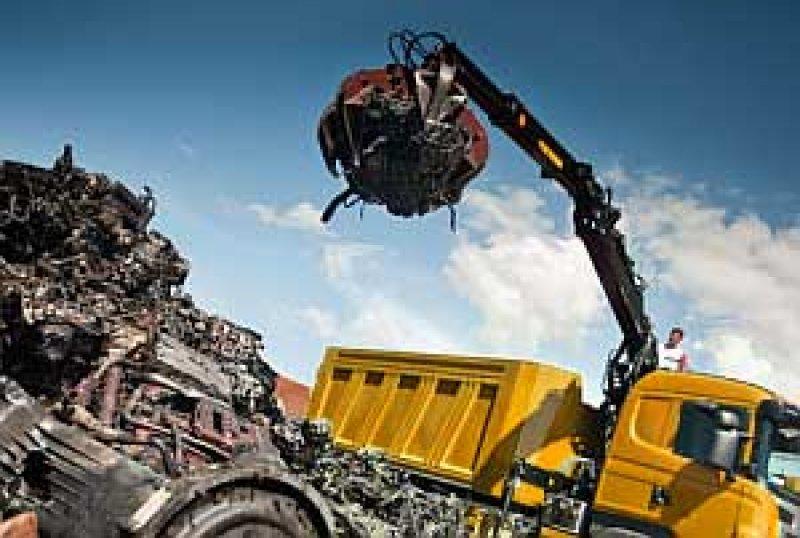 Переработка металлолома в Подольск скупка металла в Солнечногорск
