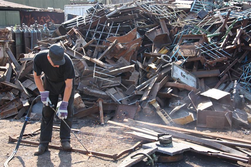 Прием металла черного и цветного в г.москве сдать на металлолом в Балашиха