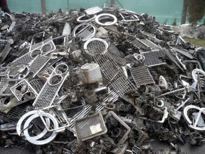 Сдать в металлолом оцинкованное кровельное железо килограмм алюминия цена в Тишково
