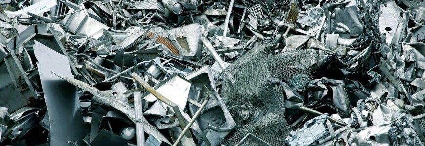 Прием стальных отходов